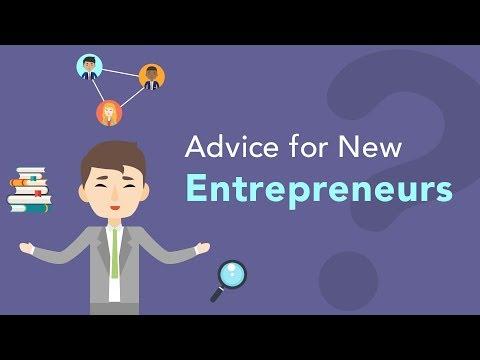 6 Tips for New Entrepreneurs | Brian Tracy