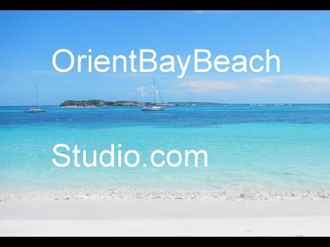 Post Irma St Martin - Orient Bay Beach Studio (Jan 2018)