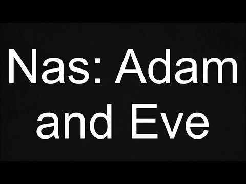 Adam and Eve lyrics