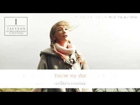 [Karaoke-Thaisub] Taeyeon (태연) - U R