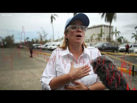 """San Juan mayor slams Trump as """"disaster-in-chief"""" after 100 days without power"""