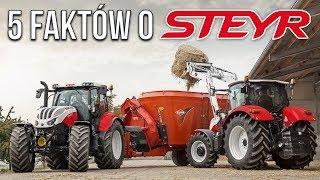 5 faktów o STEYR - ciągniki rolnicze klasy premium [Matheo780]