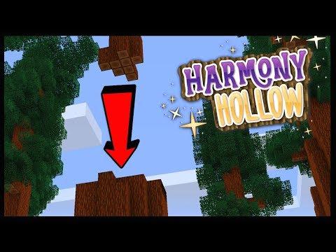 I BAMBOOZLED MYSELF ALREADY.. | Minecraft Harmony Hollow S6 SMP | #1