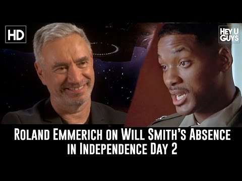 Roland Emmerich On Will Smith's Absence In Independence Day: Resurgence