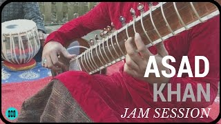 Jam Session - Asad Khan ft. Ashok Shinde (shot on iPhone 6)