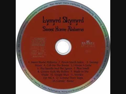 Sweet Home Alabama - Lynyrd Skynyrd ( studio version )