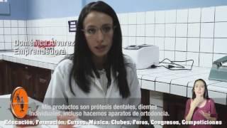 ECUAVOLEY RADIO, EMPRENDEDORA, DOMÉNICA ALVAREZ