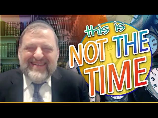 This is Not the Time (Ep. 143)