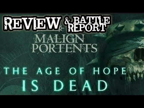 GMG Review and Battle Report - Malign Portents - Stormcast vs. Maggotkin