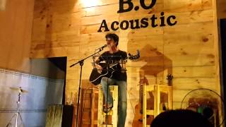Đôi mắt pleiku - Hắc Trung  ( Tại B.O Coffee Acoustic )