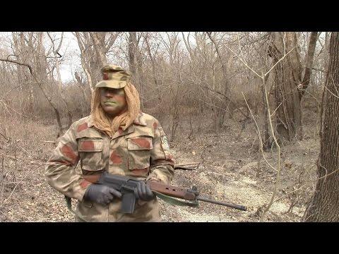 ¿Podés encontrar al soldado camuflado en estos escenarios?