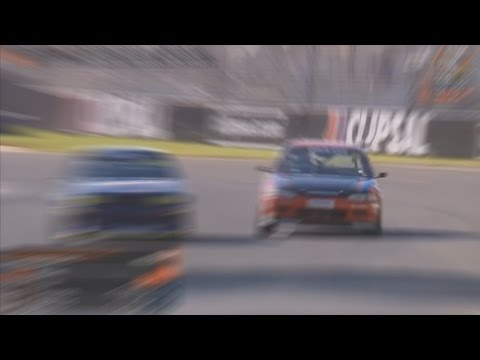 AE86 vs Civic EG6 Improved Productions Race 2 (Initial D Edition)