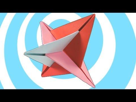 Modular Origami XYZ - Diamonds Instructions
