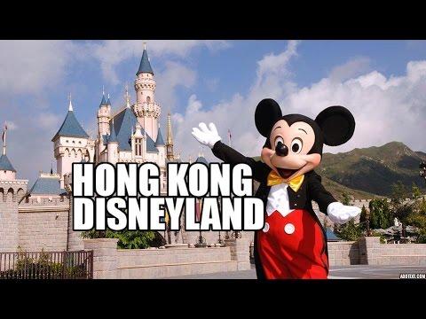 HONG KONG DISNEYLAND 2016