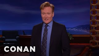 CONAN Monologue 06/21/17  - CONAN on TBS