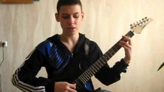 би-2 молитва на гитаре