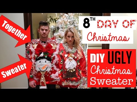 Diy Easy Christmas Sweaters