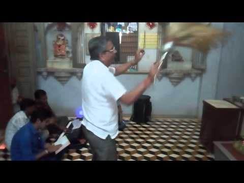 Chavar Dance in Margao Jain Temple