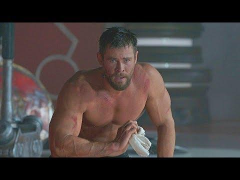 Chris Hemsworth  Best Training for the Best films!!!