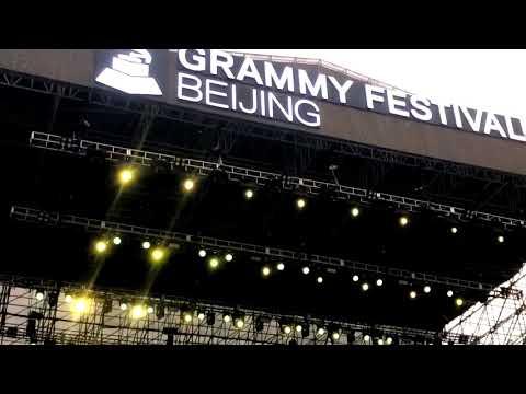 Grammy Festival - Beijing, 2018