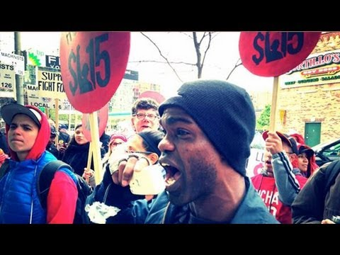 Unionization Is Next Step For Fast Food Workers