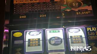 VGT SLOTS - CHASING MR MONEY BAGS LIVE PLAY MAX BET!!!