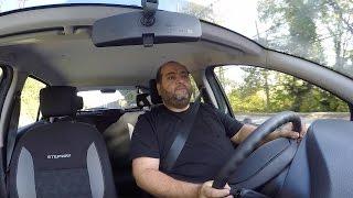 Dacia Sandero Stepway Dizel Otomatik Easy-R Test