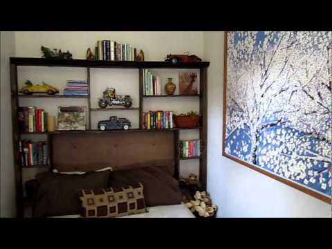 Shed Converted Into A Bedroom Wmv Youtube