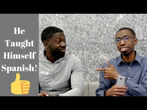 He Learned Spanish Online & Etc | Interview About Language Learning With Samuel Francis