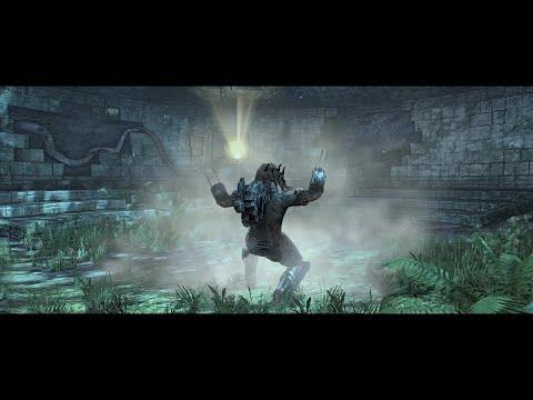 Aliens vs Predator: Yautja (Predator) Hunt 1; Elite Training |