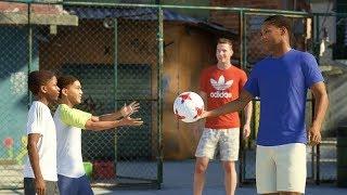 Fifa 18 - the journey - o inÍcio (gameplay ps4/xone/pc)