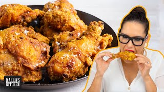 My best-EVER fried chicken recipe 🍗 Malaysian Fried Chicken (Ayam Goreng) | Marion's Kitchen