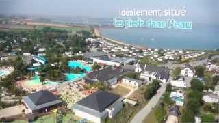 Les Mouettes, un camping de luxe en Bretagne - Campings.Luxe
