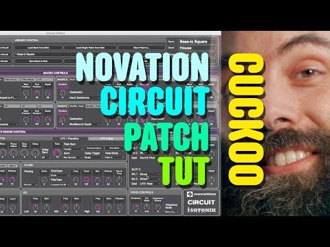 Novation Circuit Patch Tutorial - Cuckoo