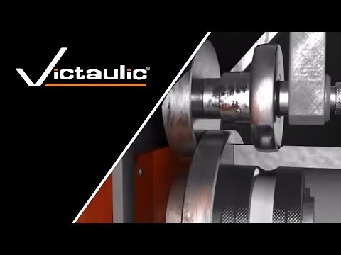 Victaulic Roll Grooved Pipe Fittings Technology Animation