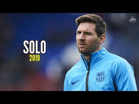 Lionel Messi - Solo   Skills & Goals   2018/2019   HD