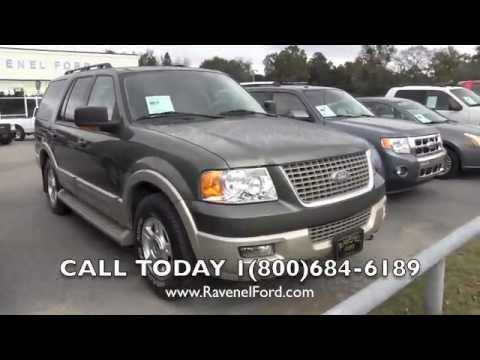 2005 ford expedition eddie bauer 4x4 review charleston. Black Bedroom Furniture Sets. Home Design Ideas