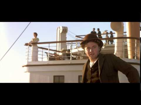 Titanic: Jack Sees Rose For The First Time
