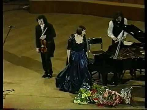 Maxim Fedotov Galina Petrova Borodin Polovetsian Dances Great Hall Moscow