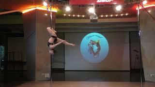 Анна Астахова - Catwalk Dance Fest IX[pole dance, aerial]  12.05.18.