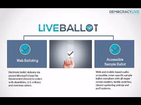 New Electronic Balloting Solutions Webinar