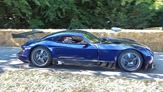 TR Speed 12 Turbo 6.0L V12 Twin Turbo (1012HP) - Exhaust Sounds!