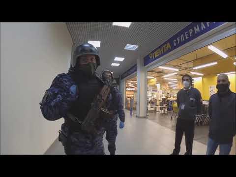 Росгвардия. Блогер отказался выключить камеру. За это на него нацепили наручники и угрожали 19.3.