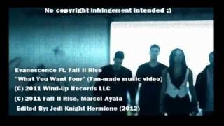 エヴァネッセンス ファン ミュージック・ビデオ. Evanescence ft. the P...