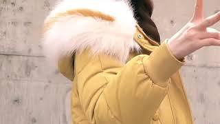 [해외직구] 시즌2019 신상 패딩 야상 여성 점퍼 겨…