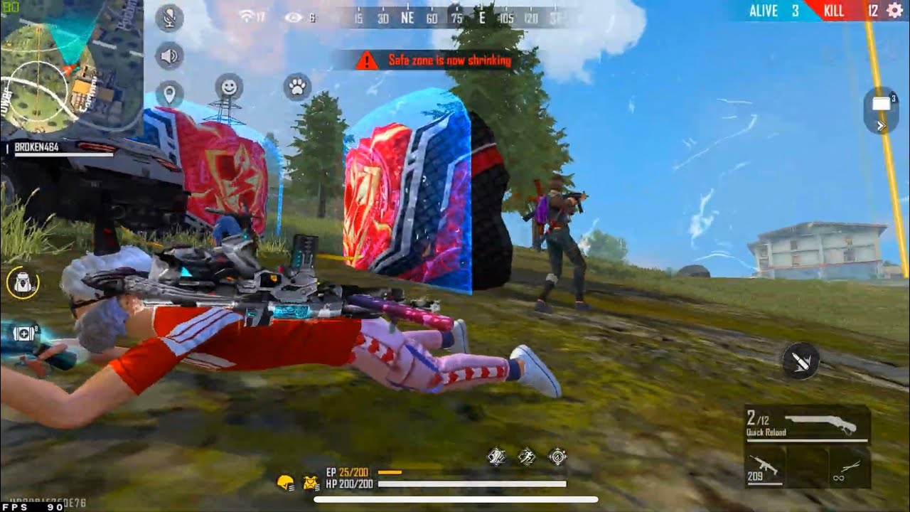 Satisfactory🎯 #4 Free Fire Highlight  😊🇹🇭