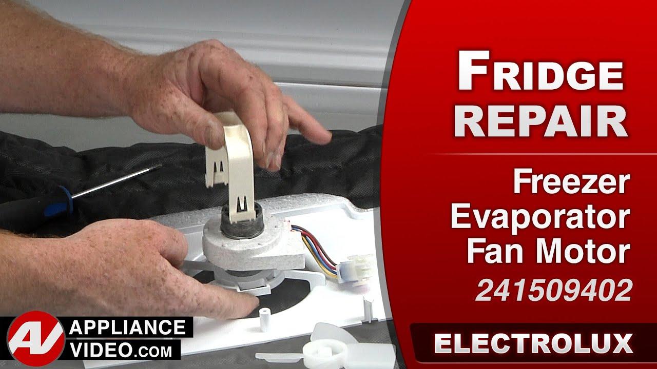 Electrolux Amp Frigidare Refrigerator Not Cooling