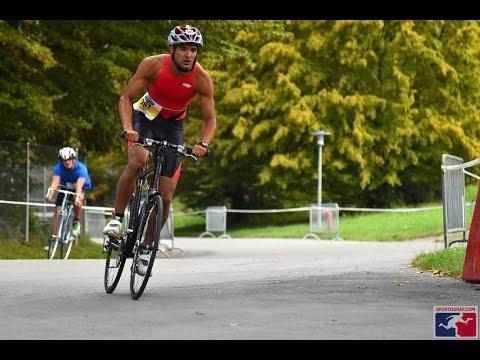 Karim Ben Dassa   Triathlon Lausanne 2016