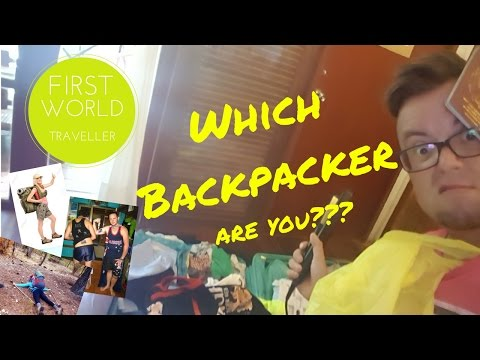 Hostel Life in 12 minutes! Which Backpacker are You?!