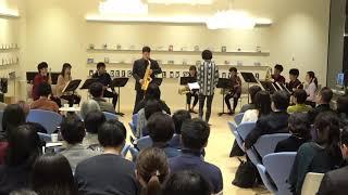 Glazunov Concerto pour saxophone alto et orchestre à cordes   Hiroshi Hara